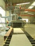 熱い販売法の石のショットブラスト機械