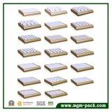 Cassetto di legno della visualizzazione dei monili di vendita calda