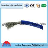 Cordon mince de fil de basse tension d'isolation du mur XLPE
