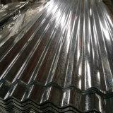 (0.13--1.3mm) Galvanisiertes gewölbtes Stahldach-Blatt mit nullflitter