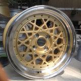Nuovo pollice della rotella 10-30 della lega dell'automobile di disegno
