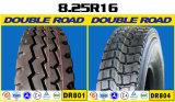 Nuevo 8.25r16 7.50r16 900r20 1000r20 1100r20 neumático al por mayor del carro de China