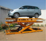 セリウムとのガレージEquipment Car Scissor Lift Table