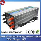 5000W 48V DCへのChargerの110V/220V AC Modified Sine Wave Power Inverter