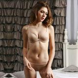 Сексуальные безшовные нажимают вверх бюстгальтер нижнего белья повелительниц