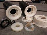 Rouleau en plastique de convoyeur de PVC de constructeur de rouleau