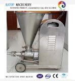 Máquina de múltiples funciones portable del aerosol para la pintura, la masilla etc Materies/la máquina realmente de piedra de la construcción de la ingeniería