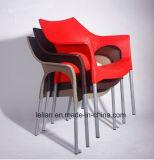 Restaurante Cadeira de jantar de plástico empilhável