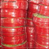 Tuyau non-toxique transparent de PVC de prix bas