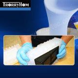 Forte gomma traslucida del silicone di durezza per Prototyping veloce