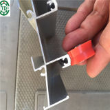 type roulement enduit en plastique de 608 698 V de roulement de poulie de guichet de glissement