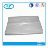 Saco liso de HDPE/LDPE no bloco