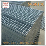 Serrated/normale Metal/Steel Floor Grating per Construction