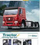 6X4 /Motor van de Tractor HOWO Tractor