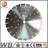 Disque de la meilleure qualité de découpage de diamant de qualité pour le marbre