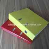 """Dossier van de Boog van de Hefboom van het Document van het geassorteerde Kleurrijke Afgedrukte Karton A4 3 het """""""