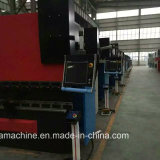 CNC Hydraulic Press Brake, Da 52s System Pbh-250t/3200와 가진 Bending Machine