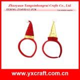 Cappello dei bambini del cappello superiore di natale della decorazione di natale (ZY14Y34-3-4 16CM)