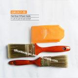 Деревянная щетка краски щетинки ручки F-02