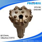 Morceau de Ql50-140mm DTH sans soupape d'aspiration