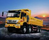 brand Sinotruk 황금 황태자 덤프 트럭