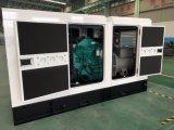 125kVA 삼상 침묵된 내각 작풍 디젤 엔진 발전기 (6BTAA5.9-G2) (GDC125*S)