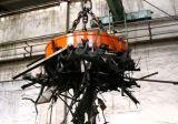 Ímã de levantamento eletromagnético para sucatas do ferro