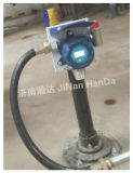 Het vaste Industriële Alarm van het Gas van de Analysator van het Gas van de Detector van het Gas