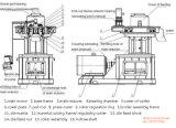 La madera al por mayor granula la máquina ofrecida por Hstowercrane