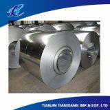Le zinc a enduit les bobines en acier galvanisées plongées chaudes