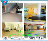 Pavimentazione di gomma di resistenza della pavimentazione di usura della pavimentazione dei bambini dell'ufficio di gomma di gomma variopinto di gomma della pavimentazione