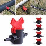 Válvula de riego de la irrigación plástica de la bola de la cinta del goteo mini