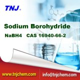 Agent réducteur Borohydrure de sodium Nabh4 Solid 98% et solution à 12%