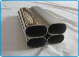 Câmaras de ar ovais inoxidáveis do plano de aço para a decoração