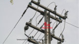 11/22kv H Type Light Angle Pole
