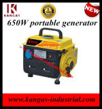 Générateur portatif d'essence de petite utilisation à la maison (KP-650)