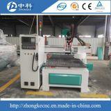 Router de madeira do CNC das portas do ATC de Zhongke Skm25h