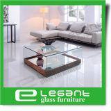 簡単なミラーが付いている正方形によって曲げられるガラス中心表
