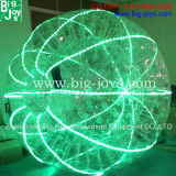 Venta caliente LED inflable bola de Zorb