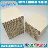Ceramische Honingraat voor Accumulator 150*150*100mm van het Gas van de Verwarmer