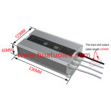 alimentazione elettrica di 24V8.33A LED/lampada di alluminio/striscia flessibile IP67 impermeabile
