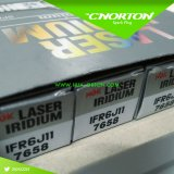 Air Ifr6j11 7658 Ifr6j11 des bougies d'allumage de fiche d'iridium de laser de Ngk 7658