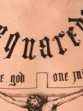 Изготовленный на заказ люди утончают верхнюю часть бака печати