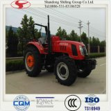 130HP Grote Landbouwmachines/Landbouwbedrijf/Gazon/Tuin/het Compacte/Diesel Landbouwbedrijf van Constraction//de Tractor van de Landbouw