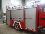 Obturador de aluminio del coche de bomberos, puerta de aluminio del rodillo