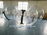 Bolas que recorren del agua inflable para los cabritos y los adultos