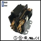 Contator elétrico do Dp do contator 1.5p 20A da C.A. do UL CSA Cetificated