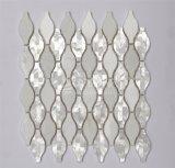 Neues Produkt-Frischwassershell und Marmor-Mosaik
