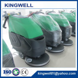 床のスクラバーのドライヤー(KW-510)の後ろの卸売価格の電池式の歩行