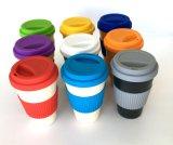 BSCI Revisions-Bambusfaser-Tafelgeschirr-Kaffeetasse/Becher (YK-BC4062)